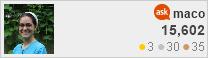 profile for maco at Ask Ubuntu
