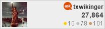 profile for txwikinger at Ask Ubuntu