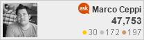 profile for Marco Ceppi at Ask Ubuntu