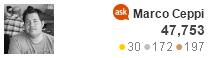 http://askubuntu.com/users/41/marco-ceppi