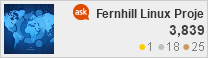 profile for Fernhill Linux Project at Ask Ubuntu, Q&A for Ubuntu users and developers